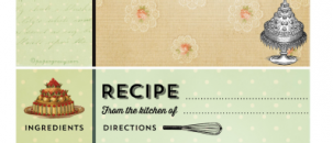 Kitchen Tea Printables
