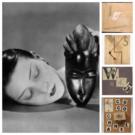 Exhibits Collage