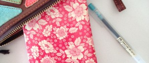 Easy Peasy Diary DIY