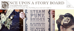 Storyboard #29 Steampunk Love