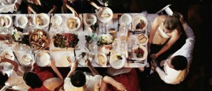 Family Style Wedding Feasts