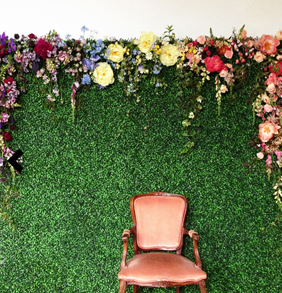 Diy photography backdrops i want that for How to make a flower wall hanging