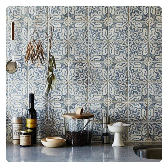 Great  PS Image number five is actually a wallpaper and the last image is not tiles but wall decals Brilliant
