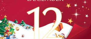 Lindt 24 Days of Christmas Lindt Hamper Competition