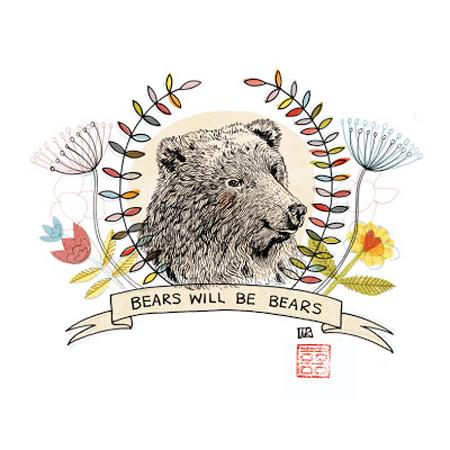 BEAR+LOVE