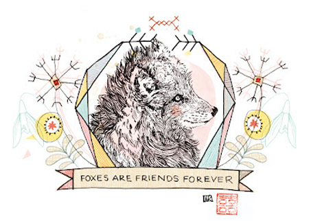 Fox+Love