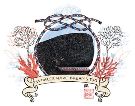 Whale+Love