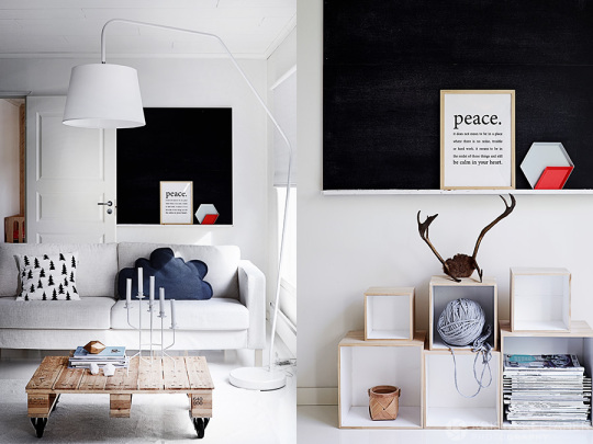 modern-finish-home_wood_white_vivid-colors_stacked-wood-box-shelving