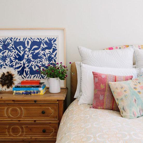 Trend Alert Dalmatian Print Home Decor: Trend Alert: Otomi Textiles