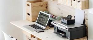 In Love with Wooden Desks