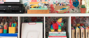 The Cutest Craft Room
