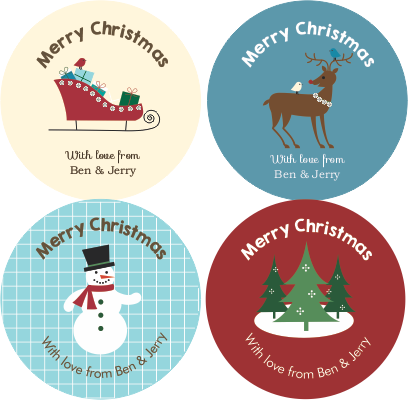 Stickers-Christmas-new
