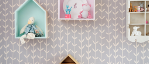 Charley Bird's Bedroom Makeover with Decorland + A WIN