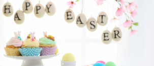 Easter Table & DIY Ideas