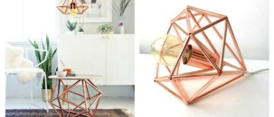 Copper Lamp Love