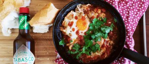 Tabasco Infused Shakshuka PLUS Win R10 000