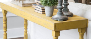 Spotlight On: Sofa Tables