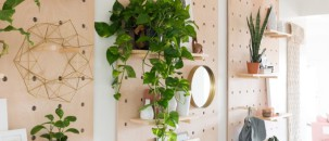 Cute Pegboard DIY's
