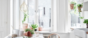 A White, Bright & Light Space