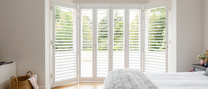 Our Bedroom Update with Taylor Blinds & Shutters