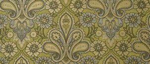 Fabulous Fabric Friday – in Praise of Paisley
