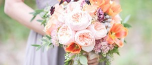 Pastel Union: Lilac and Peach