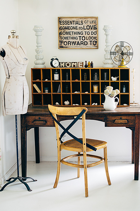 Rustic Inspiration from Oz