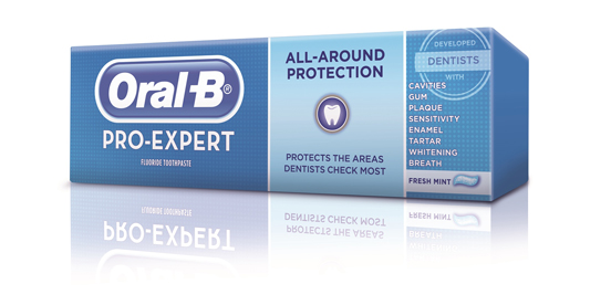 Back to Life #2: Oral-B Pro Expert Blogger Trial