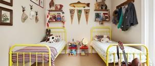 Johnny & Freddie's Fabulous Bedroom