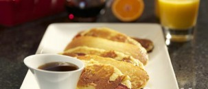 Let's Make Bacon Pancake Dippers