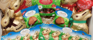 FIND the Lindt Bunny & WIN