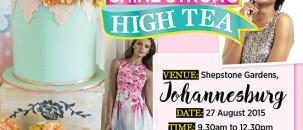 WIN 2 tickets to the Good Housekeeping SHINE High Tea in JHB