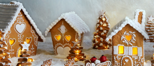 Le Creuset's Gingerbread House Competition
