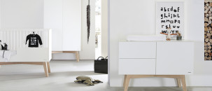Minimalist Kids and Baby Rooms