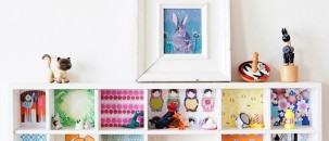 Clever Storage for Kids