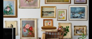 Fill-Er-Up: The Maximalist Gallery Wall