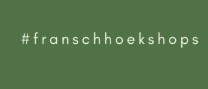 More #franschhoekshops